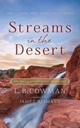 Streams in the Desert (Unabridged, 3 Cds) CD