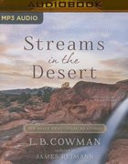 Streams in the Desert (Unabridged, Mp3) CD