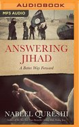 Answering Jihad (Unabridged, Mp3) CD
