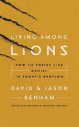 Living Among Lions (Unabridged, 5 Cds) CD