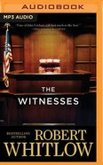 The Witnesses (Unabridged, Mp3) CD