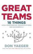 Great Teams (Unabridged, 5 Cds) CD