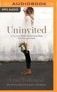 Uninvited (Unabridged, Mp3) CD