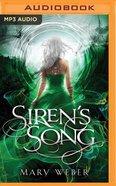 Siren's Song (Unabridged, MP3) (#03 in Storm Siren Trilogy Audio Series) CD
