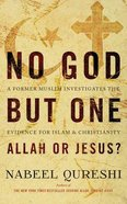 No God But One: Allah Or Jesus? (Unabridged, 6 Cds) CD
