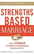 Strengths Based Marriage (Unabridged, 5 Cds) CD