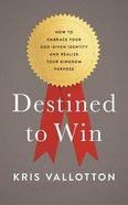 Destined to Win (Unabridged, 5 Cds) CD