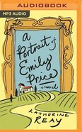 A Portrait of Emily Price (Unabridged, Mp3) CD