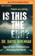 Is This the End? (Unabridged, Mp3) CD