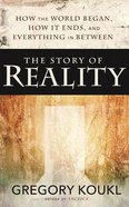 Credo: The Story of Reality (Unabridged, 3 Cds) CD