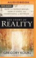 Credo: The Story of Reality (Unabridged, Mp3) CD