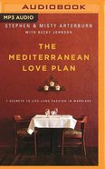 The Mediterranean Love Plan (Unabridged, Mp3) CD