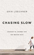 Chasing Slow (Unabridged, 6 Cds) CD