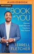The Book of You (Unabridged, Mp3) CD