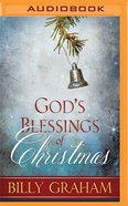 God's Blessings of Christmas (Unabridged, Mp3) CD