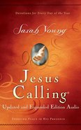 Jesus Calling (Unabridged, 12 Cds) (& Expanded Edition) CD