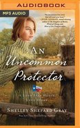 An Uncommon Protector (Unabridged, MP3) (#02 in Lone Star Hero's Love Audio Series)
