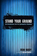 Stand Your Ground Hardback
