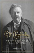 Autobiography of G K Chesterton