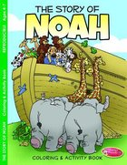 Noah (Ages 4-7, Reproducible) (Warner Press Colouring/activity Under 5's Series) Paperback