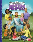 Parables of Jesus Coloring & Activity Book (Ages 8-10, Reproducible) (Warner Press Colouring & Activity Books Series) Paperback