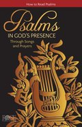Psalms (5 Pack) (Rose Guide Series) Pamphlet