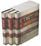 3 Volume Boxed Set (Truths We Confess (Layman's Guide To The Westminster Confession Of Faith) Series)