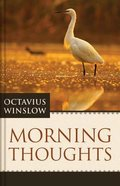 Morning Thoughts Hardback
