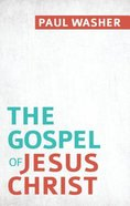 The Gospel of Jesus Christ Booklet