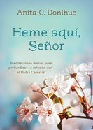 Heme Aqu, Seor (Here I Am, Lord) Paperback