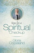 Time For a Spiritual Checkup Paperback