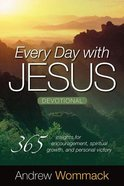 Every Day With Jesus Devotional Paperback
