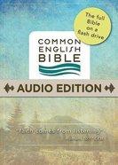 Ceb Audio Bible on (Flash Drive)