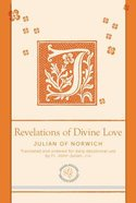 Revelations of Divine Love (Paraclete Essentials Series)