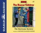 The Hurricane Mystery (Unabridged, 2 CDS) (#054 in Boxcar Children Audio Series) CD