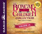 Bcca (Unabridged, 6 Cds) (Volume 18) (#18 in Boxcar Collection Audio Series) CD