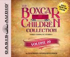 Bcca (Unabridged, 6 Cds) (Volume 20) (#20 in Boxcar Collection Audio Series) CD