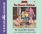 The Cereal Box Mystery (Unabridged, 2 CDS) (#065 in Boxcar Children Audio Series) CD