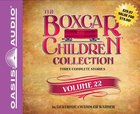 Bcca (Unabridged, 6 Cds) (Volume 22) (#22 in Boxcar Collection Audio Series) CD