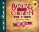 Bcca (Unabridged, 6 Cds) (Volume 45) (#45 in Boxcar Collection Audio Series) CD