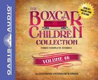 Bcca (Unabridged, 6 Cds) (Volume 46) (#46 in Boxcar Collection Audio Series) CD