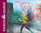 Strangers on a Train (Unabridged, 3 CDS) (#02 in Nancy Drew Diaries Audio Series) CD