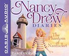 The Phantom of Nantucket (Unabridged, 3 CDS) (#07 in Nancy Drew Diaries Audio Series) CD