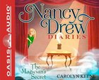 The Magician's Secret (Unabridged, 3 CDS) (#08 in Nancy Drew Diaries Audio Series) CD