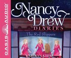 The Red Slippers (Unabridged, 3 CDS) (#11 in Nancy Drew Diaries Audio Series) CD