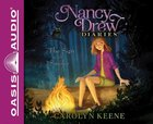 The Sign in the Smoke (Unabridged, 4 CDS) (#12 in Nancy Drew Diaries Audio Series) CD