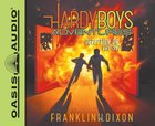 Deception on the Set (Unabridged, 3 CDS) (#08 in Hardy Boys Adventures Audio Series)