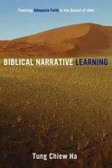 Biblical Narrative Learning Paperback
