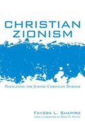 Christian Zionism eBook