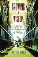 Growing in Wisdom Paperback